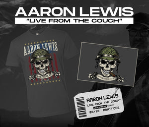 08/12/20 - 7 PM EST -  Live From the Couch with AFL Virtual Meet and Greet and Merch Package