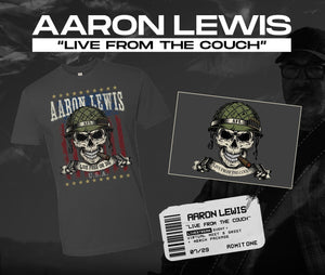 07/29/20 - 7 PM EST -  Live From the Couch with AFL Livestream Merch Package