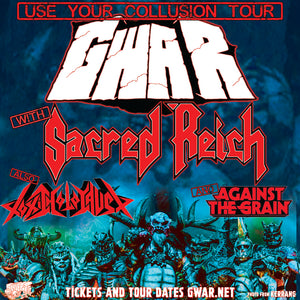 9/29/19 - Baltimore, MD - Rams Head Live! - GWAR Lords & Masters VIP Experience