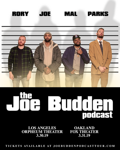 03/31/2019 - San Francisco, CA - Fox Theater - Joe Budden VIP Experience Package
