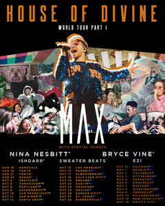 10/20/2018 - Denver, CO - Bluebird Theater MAX Ticketless VIP Upgrade