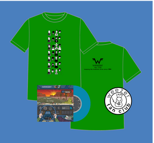Weezer Fan Club Bundle & Annual Membership