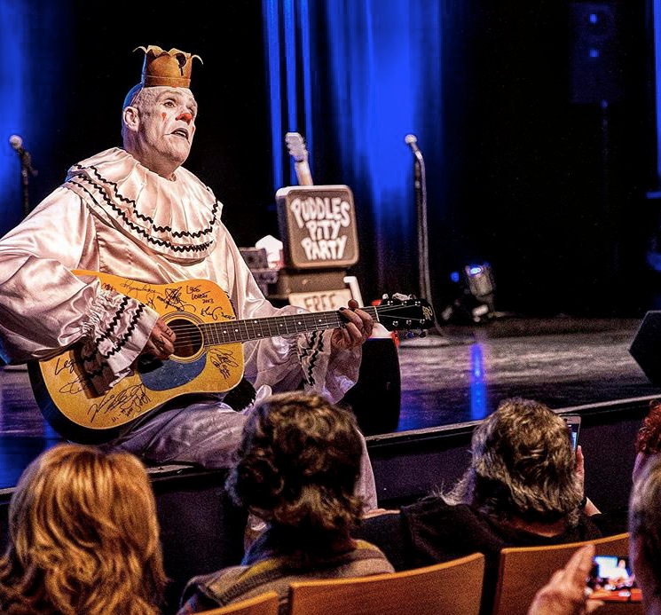 10/31/19 - Washington, D.C. - The Lincoln Theatre - Puddles Pity Party Ticketless Meet & Greet Upgrade Package