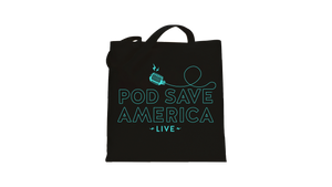 Pod Save America Tote Bag