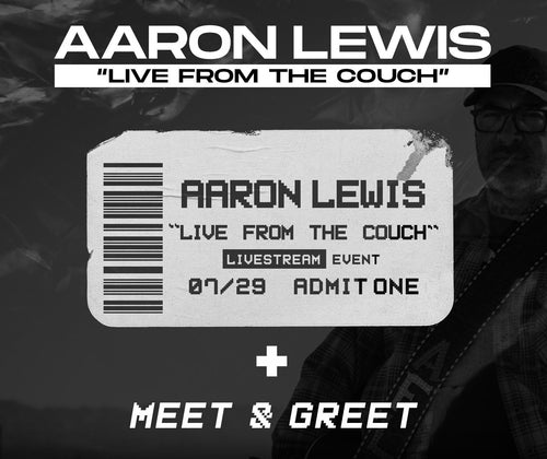 07/29/20 - 7 PM EST -  Live From the Couch with AFL Virtual Meet and Greet Package