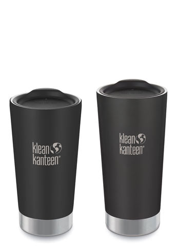 16oz and 20oz Insulated Tumblers - Shale Black