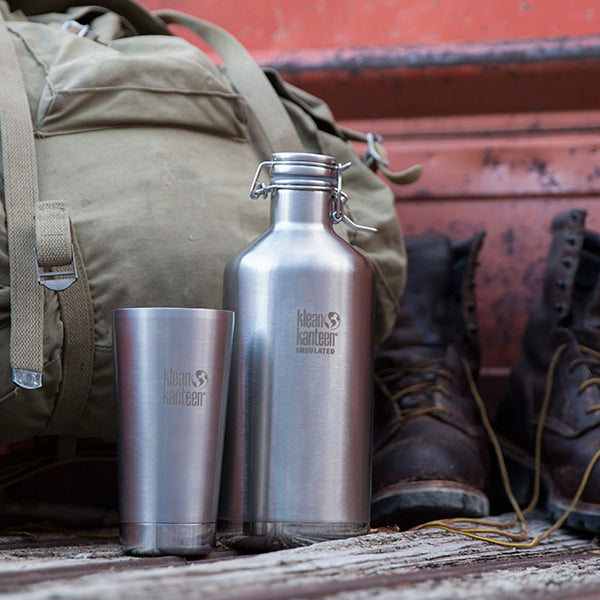 Insulated Tumbler 20oz (592ml) - Stainless Steel