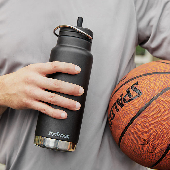 Sports Bottle Straw Lid