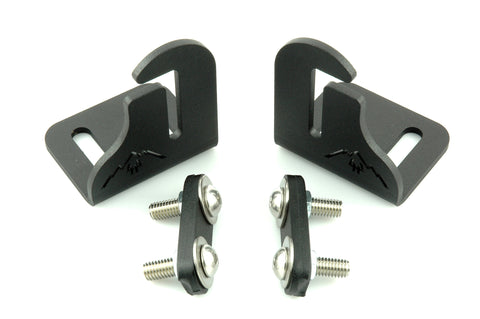 99-04 Grand Cherokee (WJ) 40in LED Light Bar  Roof Rail Mounting Brackets #WJLB3