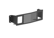 #10C008B 15-19 Chevy Silverado 2500/3500 Lower Bumper Grille With LED Cube Mounts