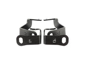 "09-18 Ram 1500 Dual 6"" Single Row LED Bumper Brackets #10D017"