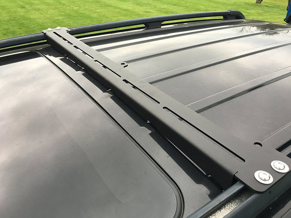 99-04 Jeep Grand Cherokee WJ Roof Slot Bar #10J019