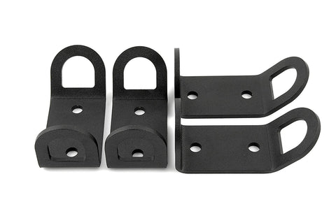 "03-06 Dodge Ram 3/16"" Thick Bed Tie Downs (Set of 4) #DBTD4"