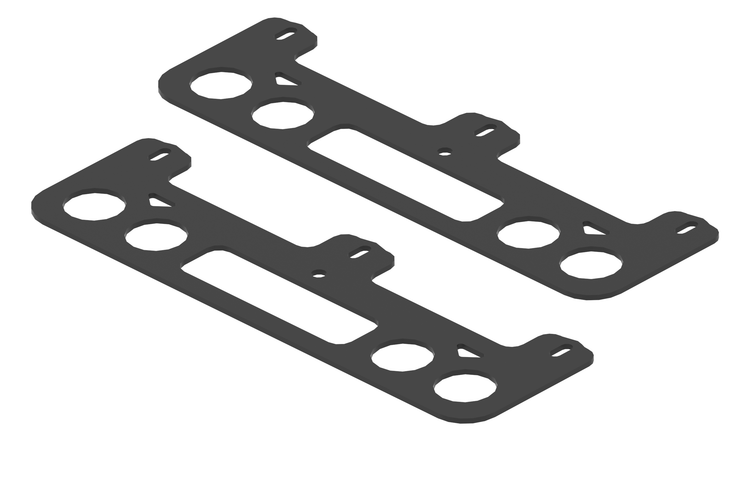 Slot Rack Tool Holders #48U003