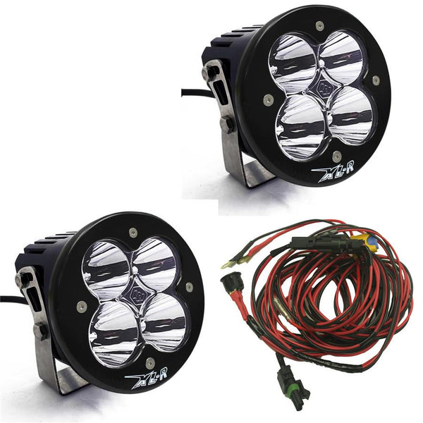 XL-R Pro LED Light - Pair