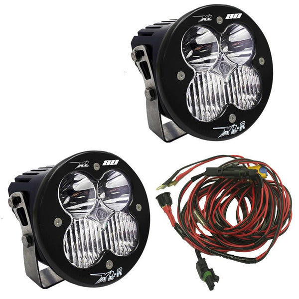 XL-R80 LED Light - Pair
