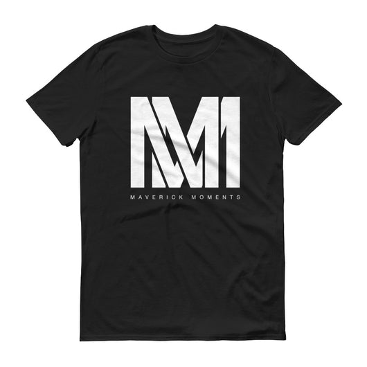 Maverick Moments - Classic Logo Men's Tee