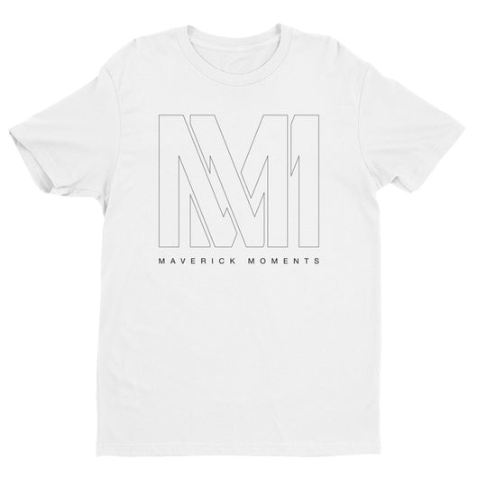Maverick Moments Fresn N Clean Men's Tee White