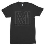 MM Simple - Men's Soft Short Sleeve Tee Shirt