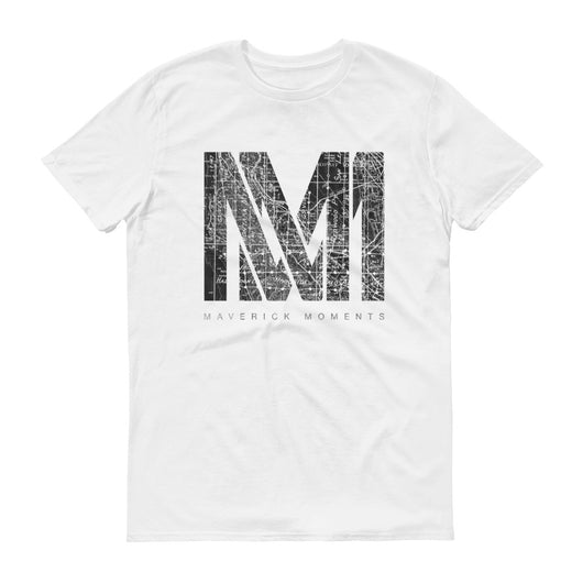 Maverick Moments - Map Logo Men's Tee