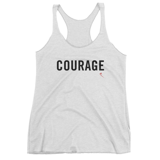 Red Chargers - Courage Women's Tank