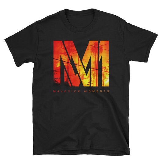World on Fire - Special Edition MM Tee