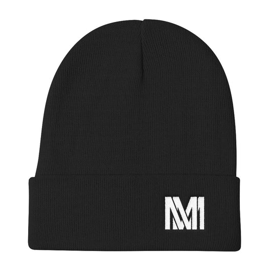Maverick Moments - Classic Logo Knit Beanie