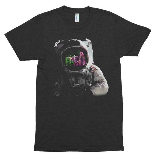 MM Special Space Man - Short sleeve soft t-shirt