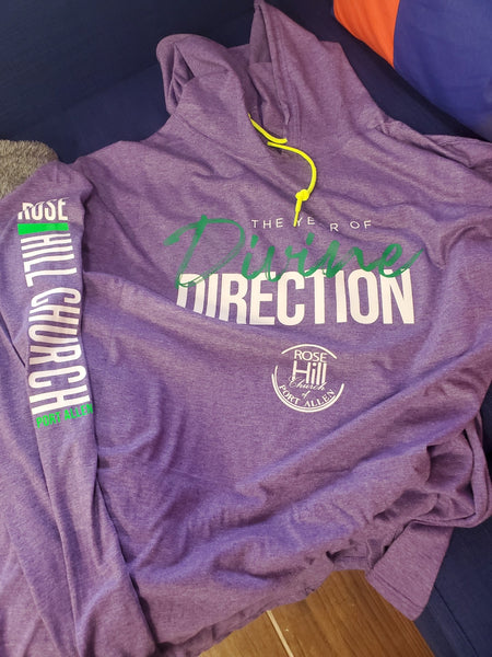 Year of Divine Direction Hoodies