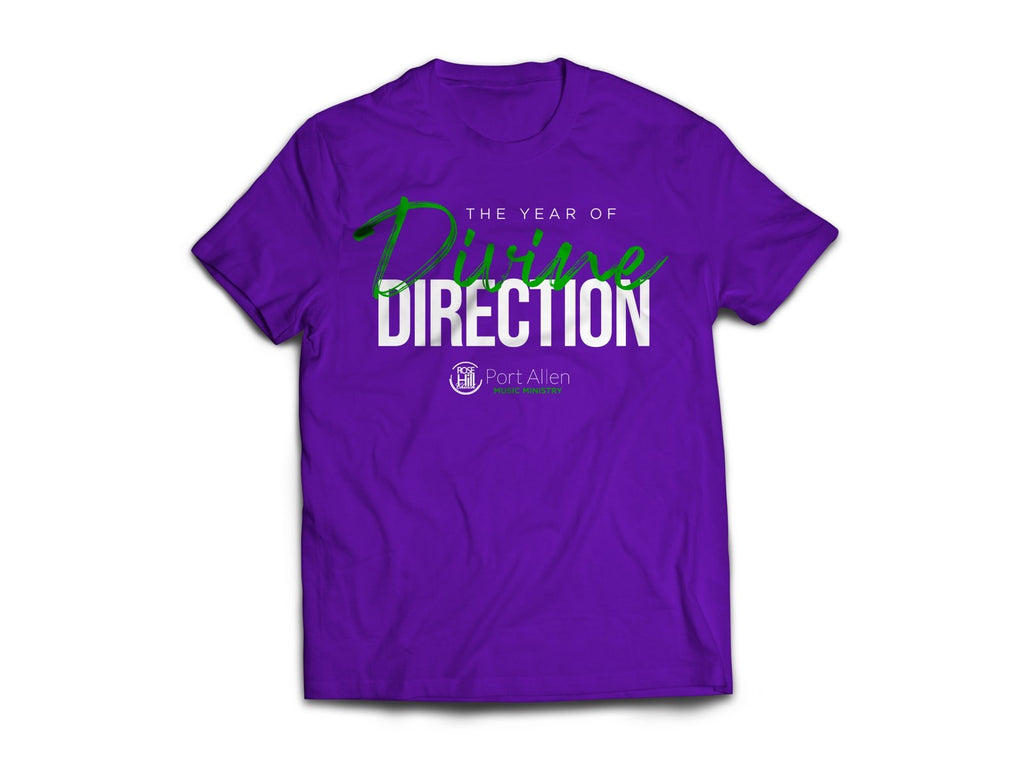Year of Divine Direction TShirts