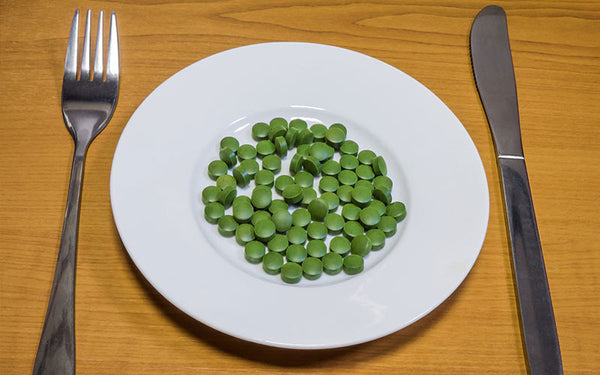 Chlorella nutrition facts