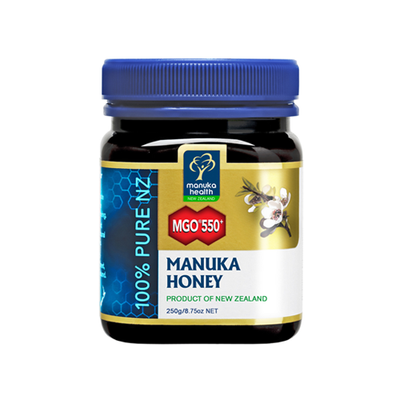 MGO550+ Manuka Honey, 250 gm