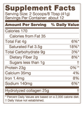 Collagen Protein Chocolate, 500 gm