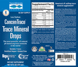 ConcenTrace Minerals,  237 ml