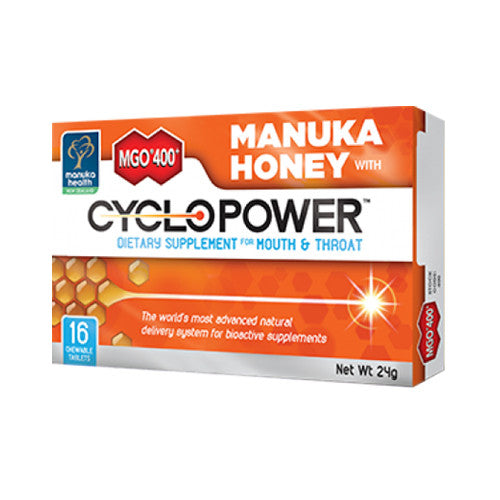 CycloPower™ for Mouth & Throat