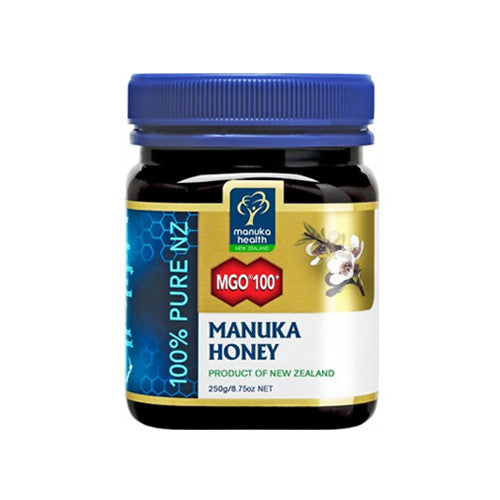 MGO100+ Manuka Honey, 250 gm