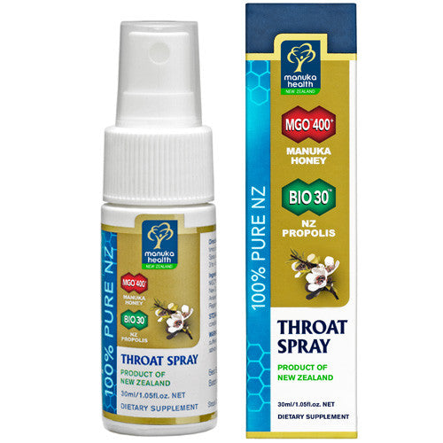 Manuka Throat Spray with Propolis