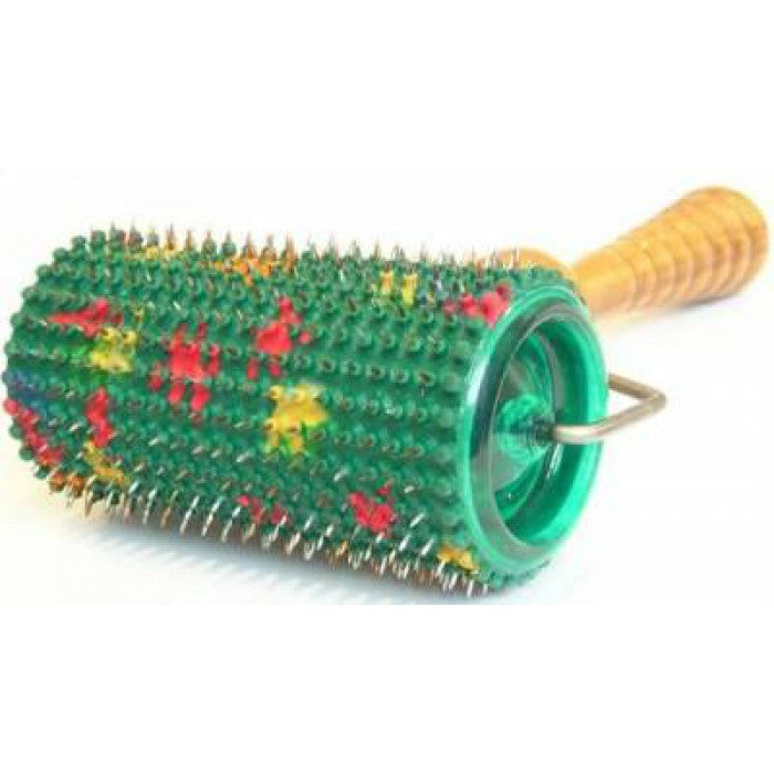 Metal spikes massage roller, Big