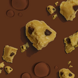 Chocolate Chip Cookie Dough (12 bars)