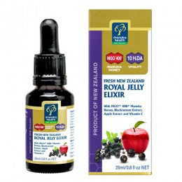 Fresh Royal Jelly Elixir