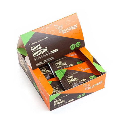 Fudge brownie, collagen protein bites (15 pack)