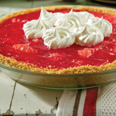 Mary Lang's Grapefruit Pie