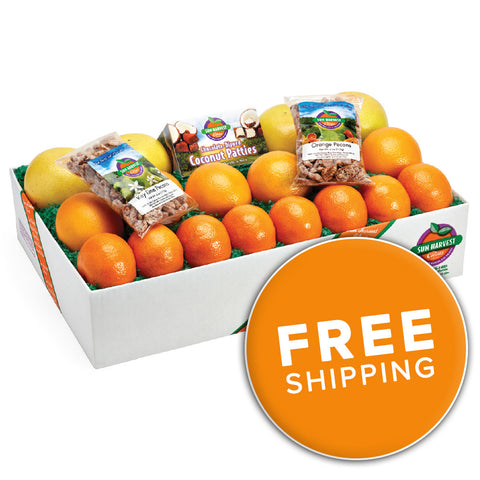 Florida Deluxe Citrus Threesome<br>(10 lbs)