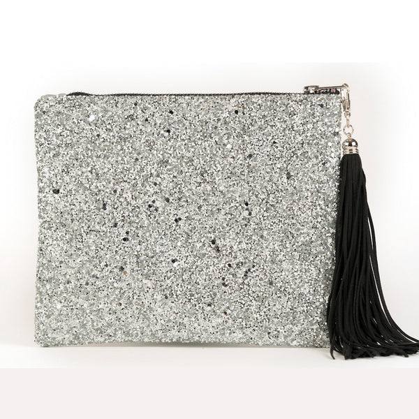 SMALL PERSONALISED FULL GLITTER CLUTCH