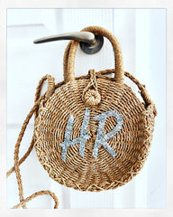 MINI STRAW BAG from £28.00