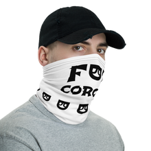 F CORONA MAN-BRANDED Neck Gaiter