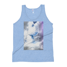 Limitless Sky's Unisex Tank Top - Rock Mercury Element Series