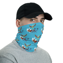 ROCK MERCURY X SLAY YOGA Neck Gaiter
