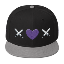 Protect your heart Snap back