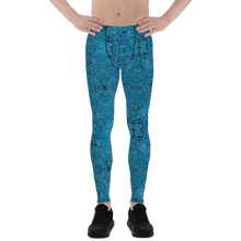 ROCK MERCURY Aqua Drip Men's Leggings